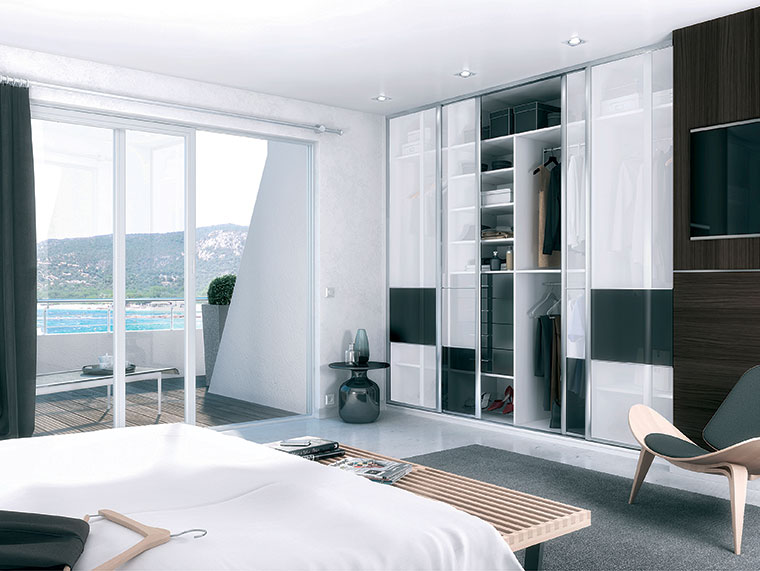 chambre sur mesure lyon archea. Black Bedroom Furniture Sets. Home Design Ideas