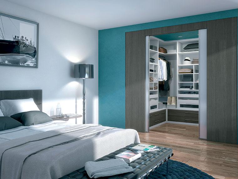 dressing sur mesure lyon archea. Black Bedroom Furniture Sets. Home Design Ideas