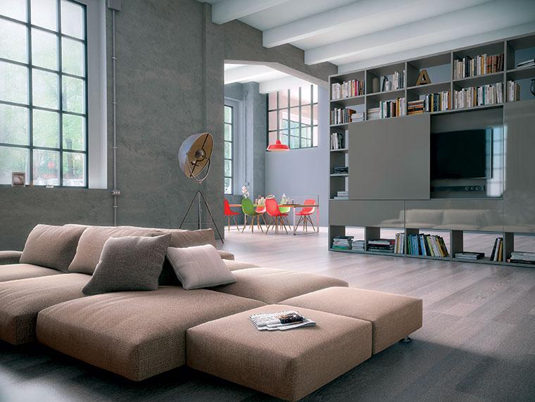 Très Bibliothèque sur mesure Lyon | Archea YP18